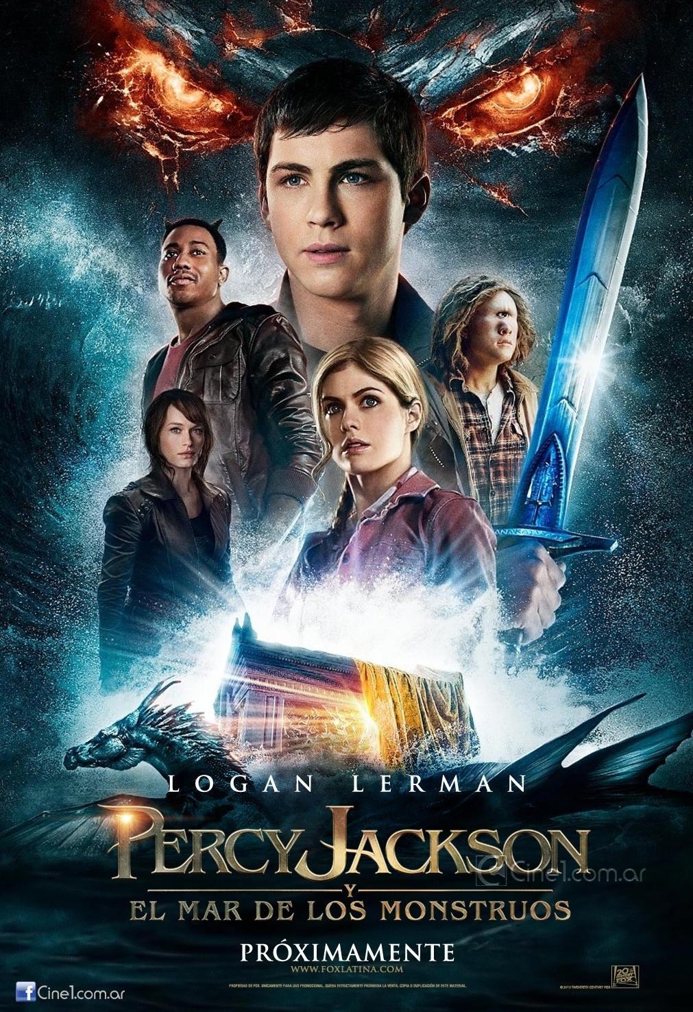Percy Jackson Sea Of Monsters 2013 Ristiirawan