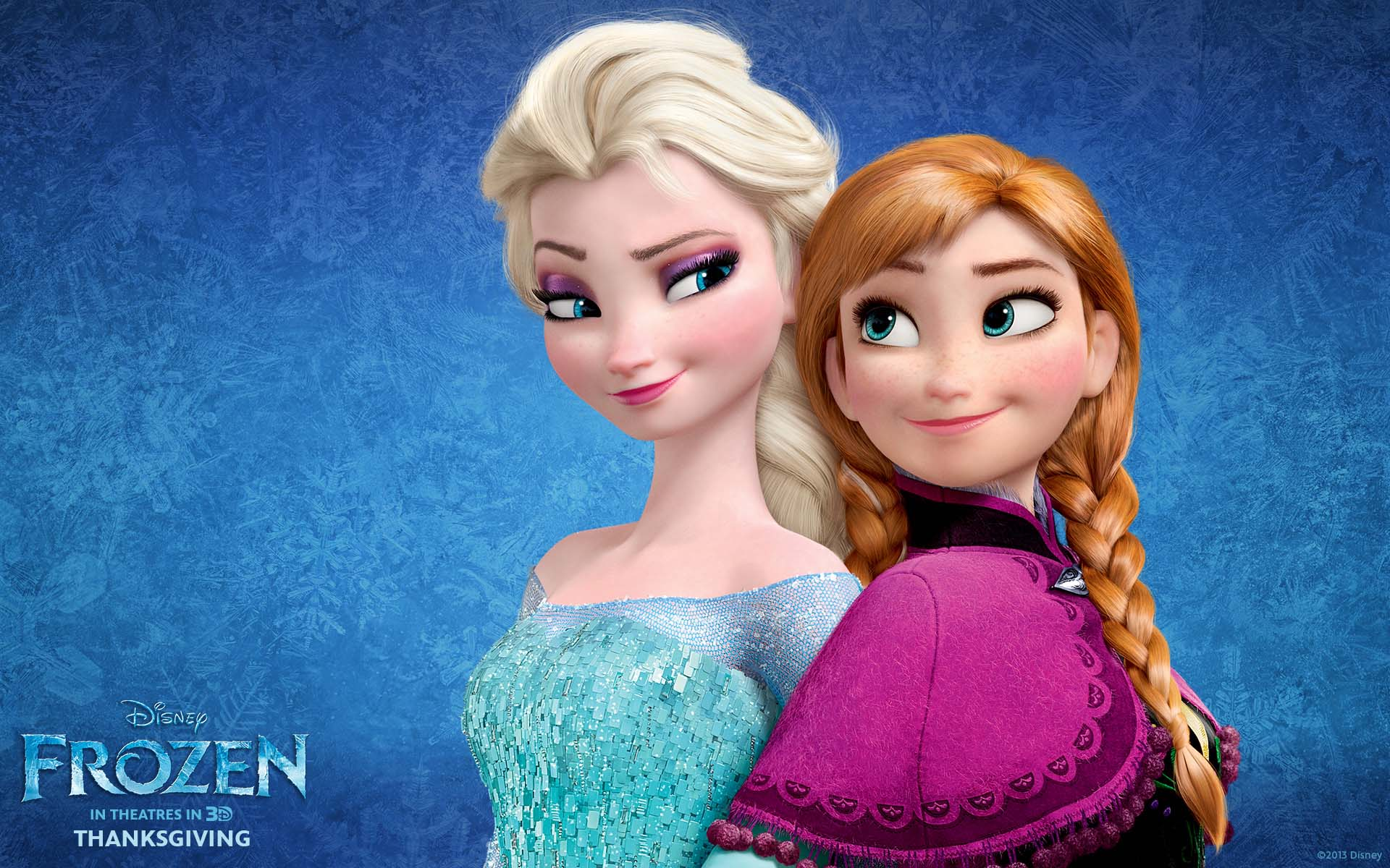 Frozen 2013 Sisterhood Story That Warms The Ice Ristiirawan