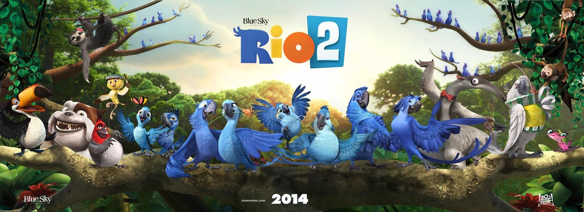 Resensi Film Rio 2 2014 Ristiirawan